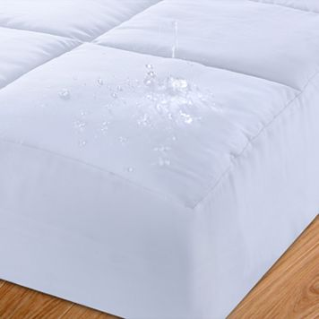 Nanofibre Down-Alternative Mattress Pad