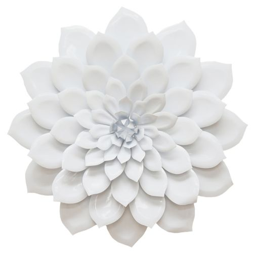 Stratton Home Decor Flower Wall Decor