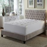 Ideal Comfort Microfiber Mattress Pad
