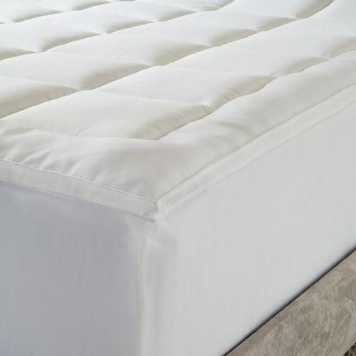 Ideal Comfort Microfiber Mattress Pad