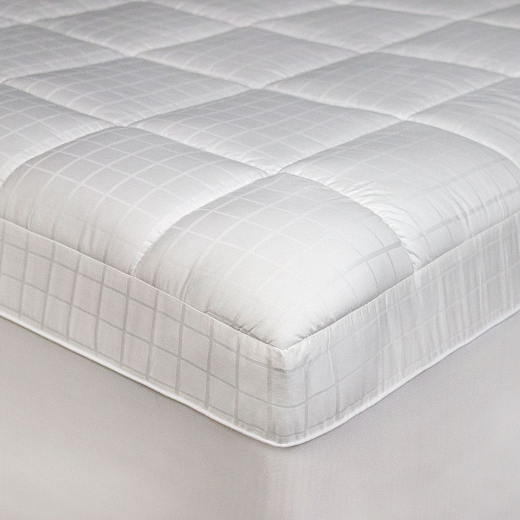 SensorPEDIC Luxury Euro Top Mattress Pad