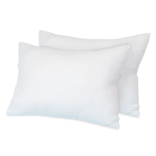 SensorPEDIC CoolMAX 400 Thread Count Cotton 2-pack Pillows