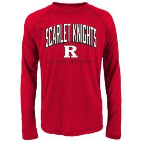 Boys 4-7 Rutgers Scarlet Knights Performance Tee