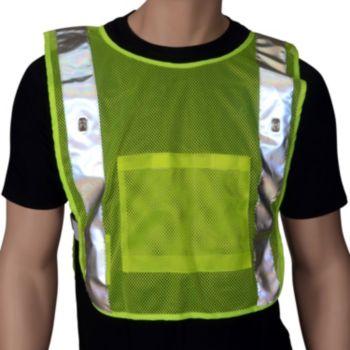 Safeways LED Mesh Power Vest