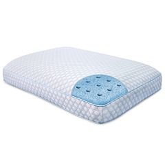 SensorPEDIC Regal Gusseted Gel Memory Foam Pillow