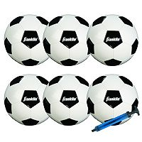 Franklin Competition 100 Soccer Ball Team Pack