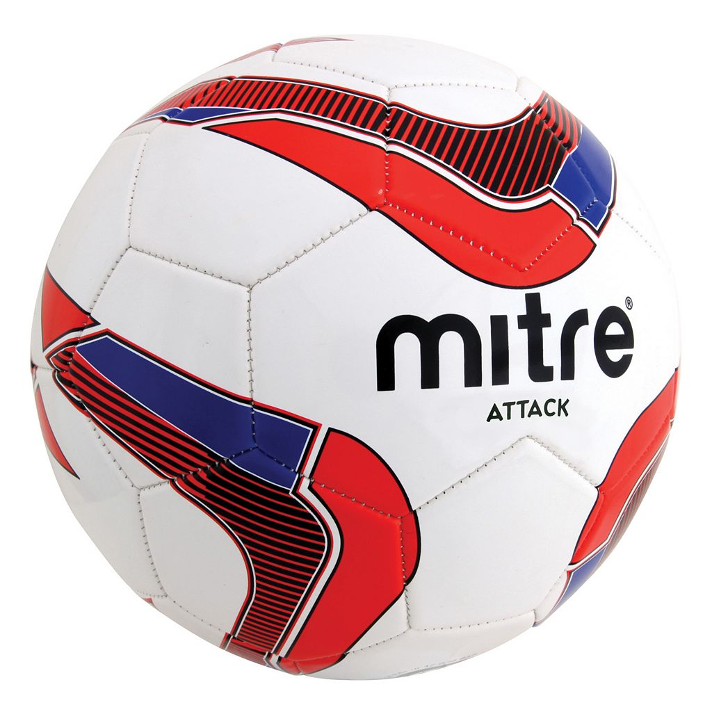 Mitre Attack Soccer Ball