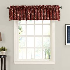 Sun Zero Galaxy Room Darkening Window Valance - 54'' x 18''