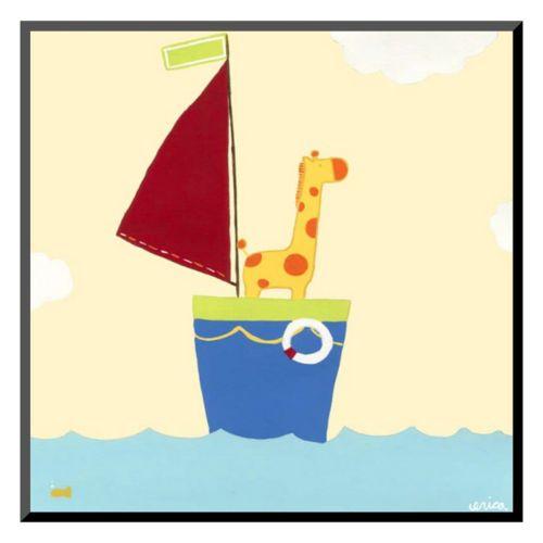 Art.com Sailboat Adventure I Wall Art