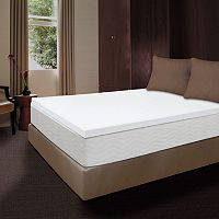 Dream Therapy 1 1/2-inch Memory Foam Mattress Topper