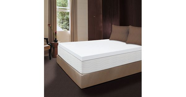Dream Therapy 2 In Memory Foam Mattress Topper