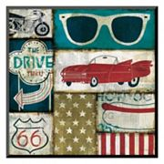 Art.com 'American Pop II' Wall Art