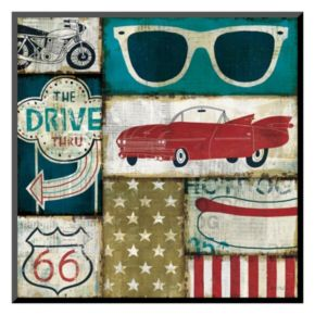 "Art.com ""American Pop II"" Wall Art"