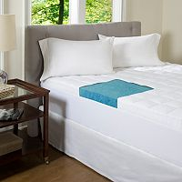 ComforPedic Beautyrest 4 1/2-inch Gel Memory Foam Mattress Topper