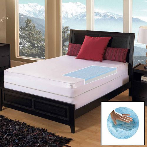 Gel Memory Foam Select 3 Inch Mattress Topper