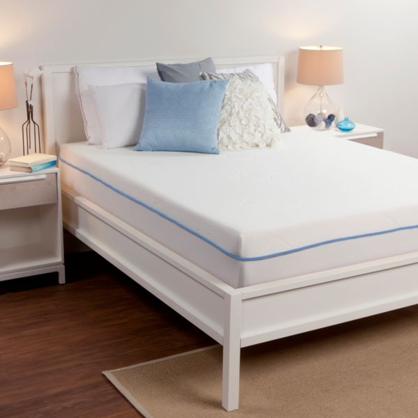 Sealy 8 in Memory Foam Mattress