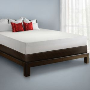 SensorPEDIC Deluxe 8-in. Memory Foam Mattress
