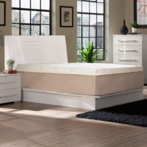 Simmons 14-in. TriZone Memory Foam Mattress