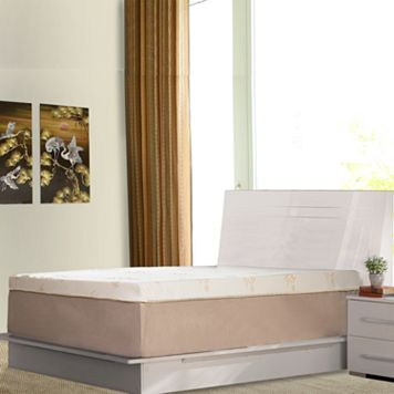 Simmons 12-inch Gel Memory Foam Mattress