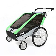 Thule Chariot Cheetah 2 Multi-Sport Child Carrier & Stroller
