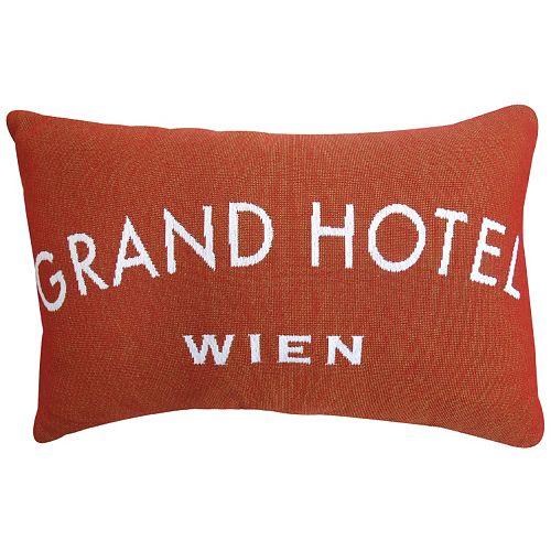Park B. Smith ''Grand Hotel'' Throw Pillow