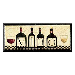 Art.com 'Vino' Wall Art