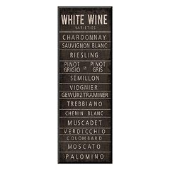 Art.com 'Wine Varieties II' Wall Art