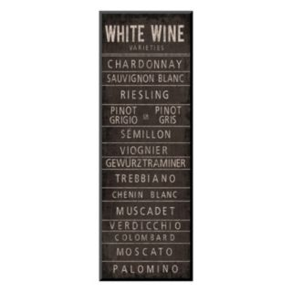 "Art.com ""Wine Varieties II"" Wall Art"