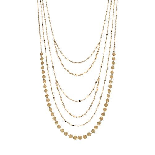 SONOMA Goods for Life™ Bead Multistrand Necklace
