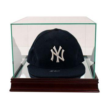Steiner Sports Glass Cap Display Case