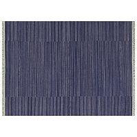 Loloi Anzio Fringe Striped Wool Rug