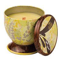 WoodWick Gallerie Tin 8.5-oz. Lemon Verbena Candle