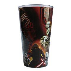 Star Wars: Episode VII The Force Awakens 16-oz. Villain Glass