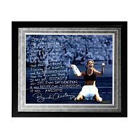 Steiner Sports Brandi Chastain 1999 World Cup Game-Winning Penalty Kick Facsimile 16