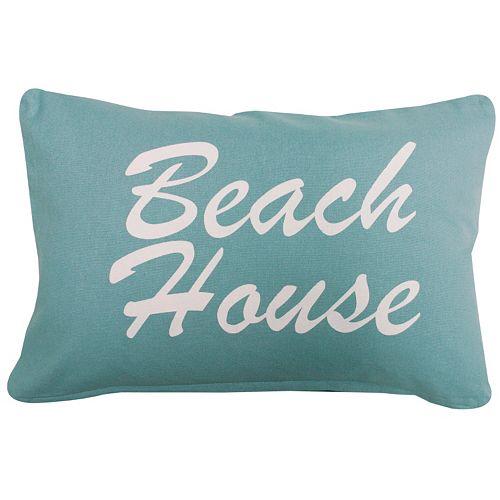Park B. Smith ''Beach House'' Throw Pillow