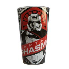 Star Wars: Episode VII The Force Awakens 16-oz. Captain Phasma Glass