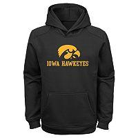 Iowa Hawkeyes Performance Fleece Hoodie - Boys 4-7
