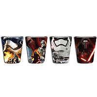 Star Wars: Episode VII The Force Awakens 4 pc Toothpick Holder Set