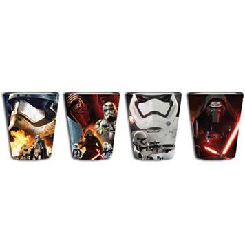 Star Wars: Episode VII The Force Awakens 4-pc. Toothpick Holder Set