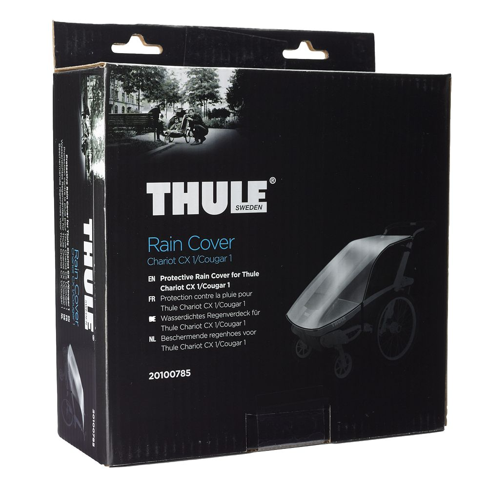 Thule Chariot CX 1 / Chariot Cougar 1 Rain Cover
