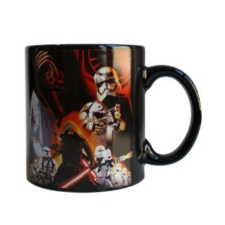 Star Wars: Episode VII The Force Awakens 20-oz. Villain Coffee Mug