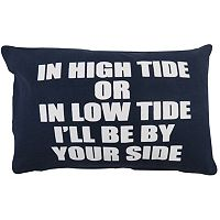 Park B. Smith ''I'll Be By Your Side'' Throw Pillow
