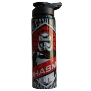 Star Wars: Episode VII The Force Awakens 25-oz. Captain Phasma Stainless Steel Water Bottle