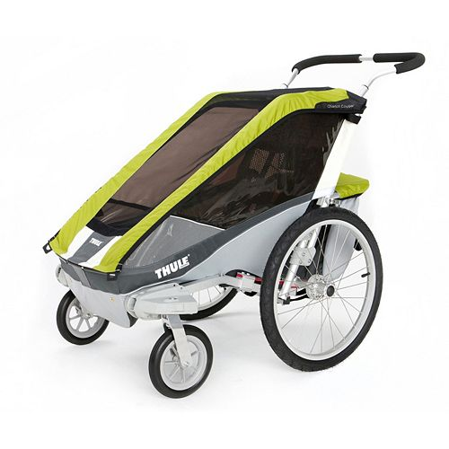 Thule Chariot Cougar 1 Multi-Sport Child Carrier & Stroller