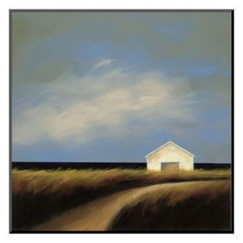 "Art.com ""Road Past the Barn"" Wall Art"