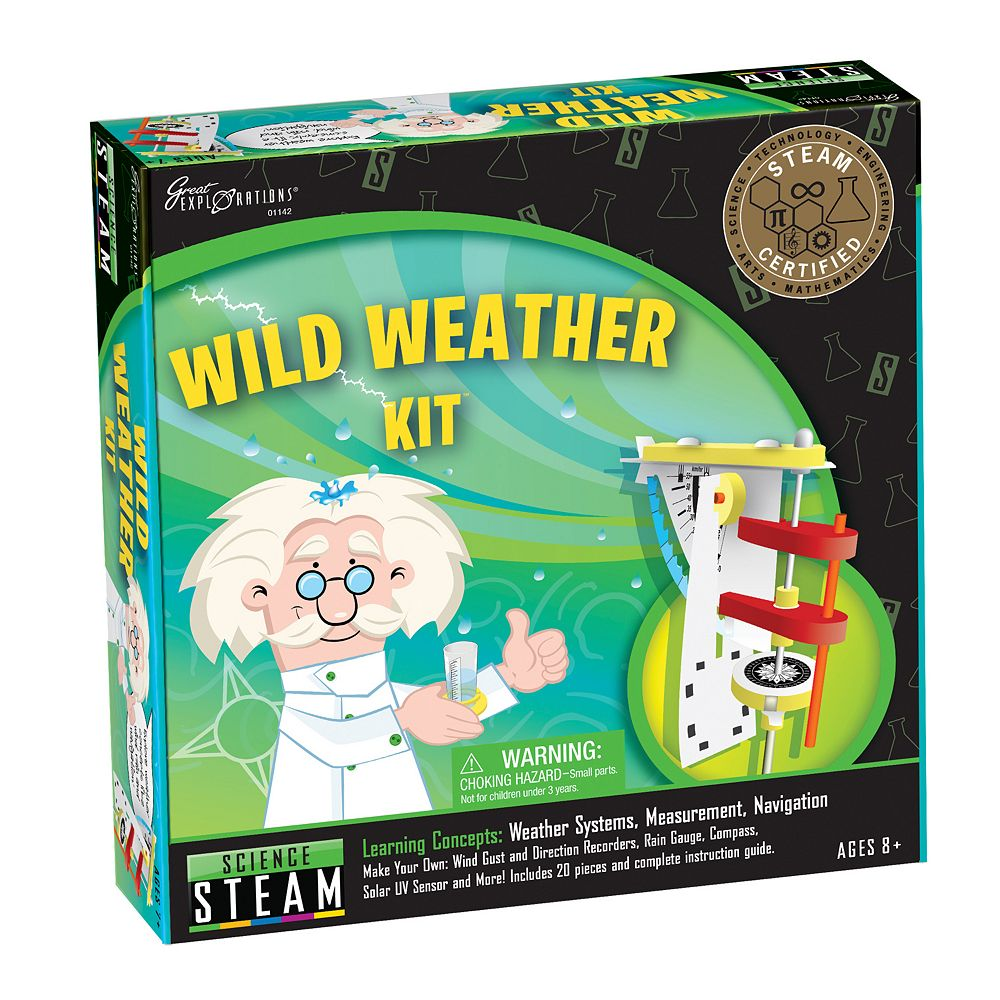 Wild Weather Kit by Great Explorations
