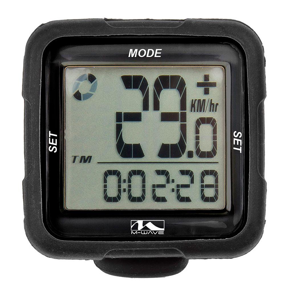 M-Wave XIV Softouch Wireless Bike Computer