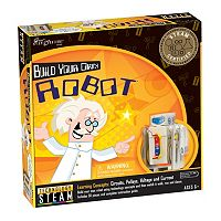 Build Your Own Robot by Great Explorations