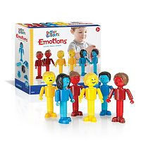 Guidecraft Better Builders 30 pc Emotions Set