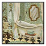 """Art.com """"Designer Bath I"""" Wall Art"""